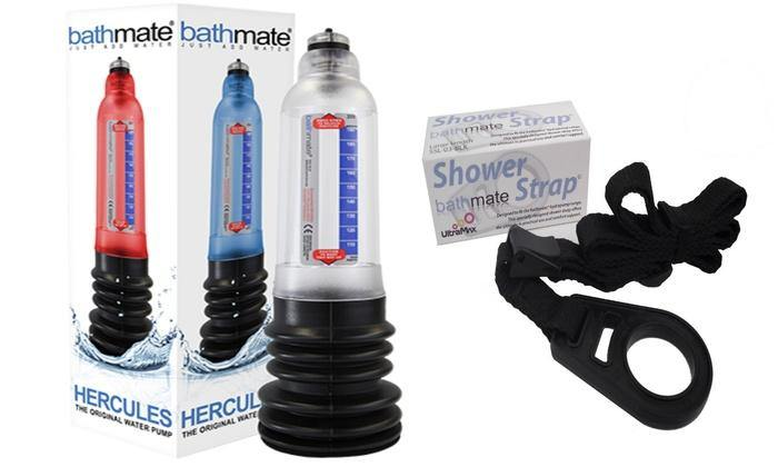 Bathmate Hydromax X20  frosted