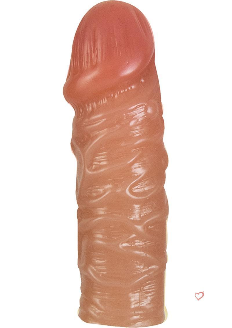 My Penis Extension 1 Brown, last longer + add 1.5 cm in length + 2 cm in girth | Dildos, Vibrator, Realistic Dildos, Sex Toys For Women, Sex Toys, Adult Toys | My Sex Shop