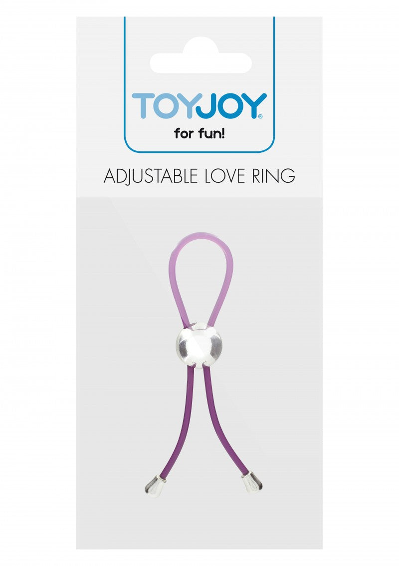 Toy Joy Adjustable Love Ring | Cock Ring, Sexy Toys for Men, Sex Toys, Adult Toys | My Sex Shop