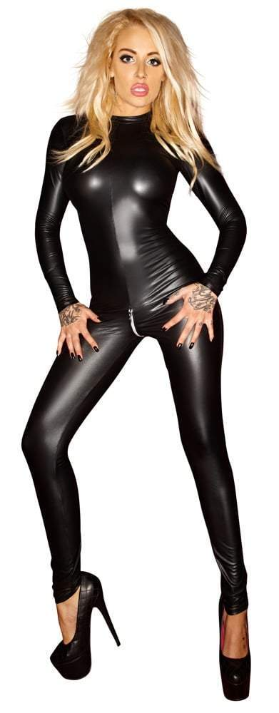 Noir Wetlook erotic Jumpsuit, second skin curve enhancer perfect fit | Sexy Outfits, Sexy Lingerie, Sex Toys For Women, Sex Toys, Adult Toys | My Sex Shop