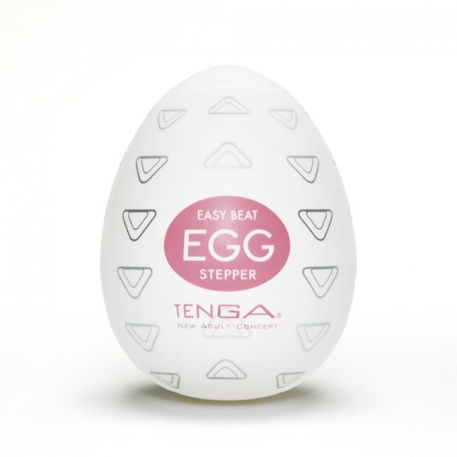 Tenga Egg Stepper White, twist & squeeze | Sex Toys For Men, Sex Toys, Adult Toys | My Sex Shop