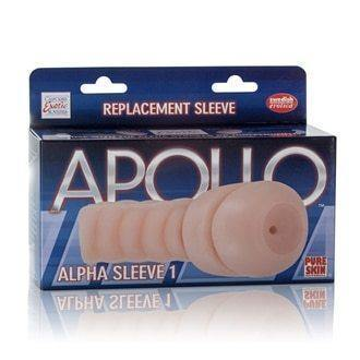 Apollo Alpha Stroker 1 Replacement Sleeve | My Sex Shop