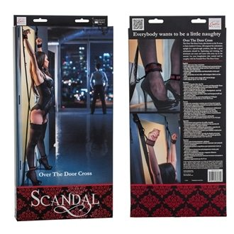 Scandal Over The Door Cross | Better Sex, Sex Enhancement, Sex Toys, Adult Toys | My Sex Shop
