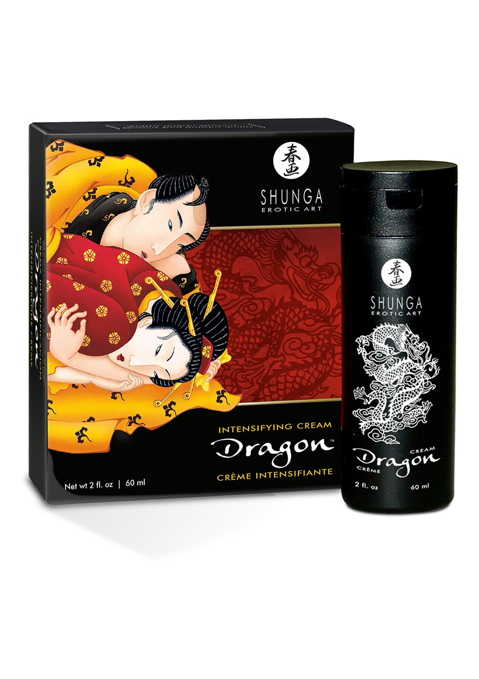 SHUNGA DRAGON VIRILITY CREAM | Better Sex, Sex Enhancement, Sex Toys, Adult Toys | My Sex Shop