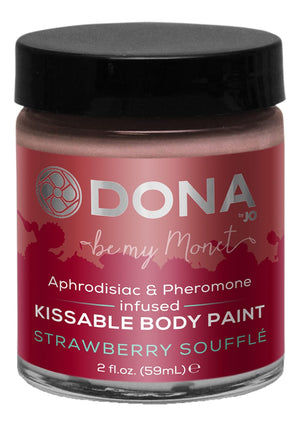 BODYPAINT STRAWBERRY SOUFFLE 60 ML