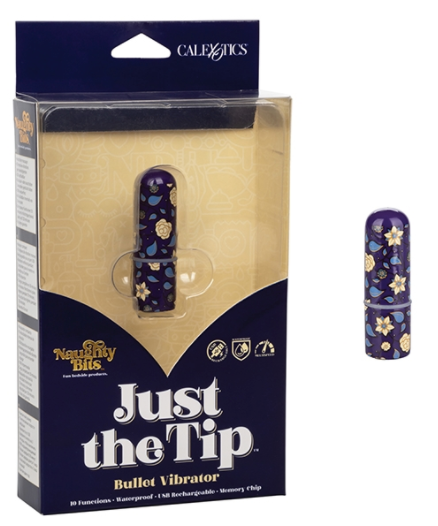 Naughty Bits | Just The Tip Bullet Vibrator