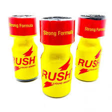 Rush - party pack 3 bottles 27ml