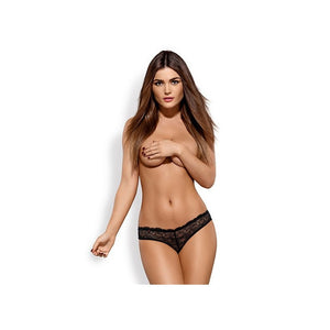 Frivolla Panties Black - S/M | Sexy Outfits, Sexy Lingerie, Sexy Panties, Sex Toys, Adult Toys | My Sex Shop