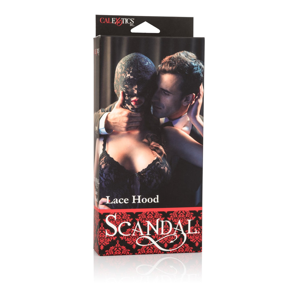 Scandal Lace Hood | Sex Masks, Sex Toys, Adult Toys | My Sex Shop