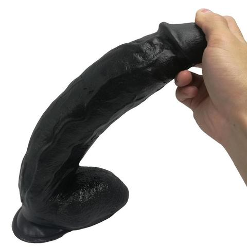 "Come Closer 12"" Mega Dildo 
