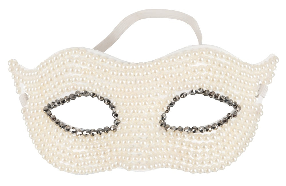 Mask Pearl White | Sex Masks, Sex Toys, Adult Toys | My Sex Shop