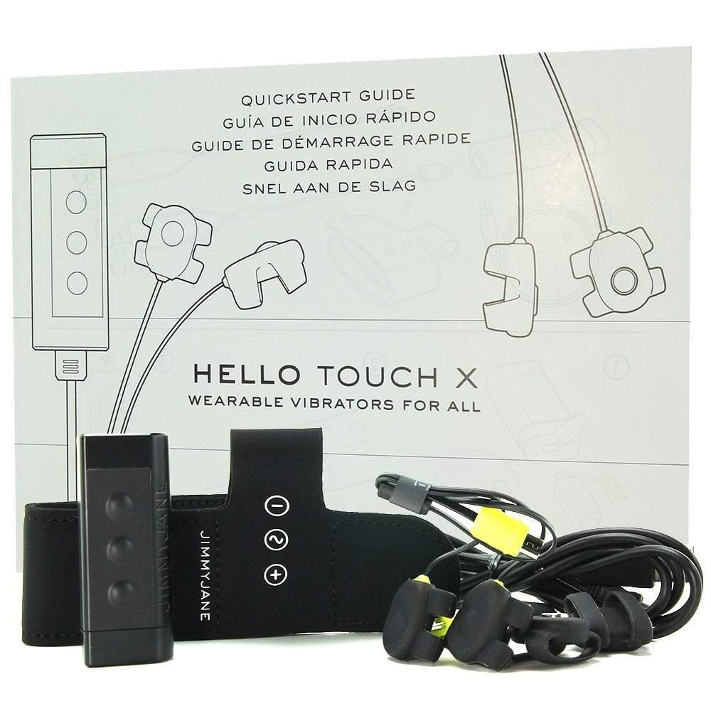 JimmyJane Hello Touch X Fingertip Vibe