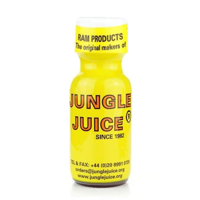 Jungle Juice Poppers XL 25ml ultimate staying power