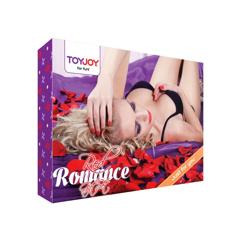 Toy Joy Just For You | Red Romance Set | Couples Sex Toys
