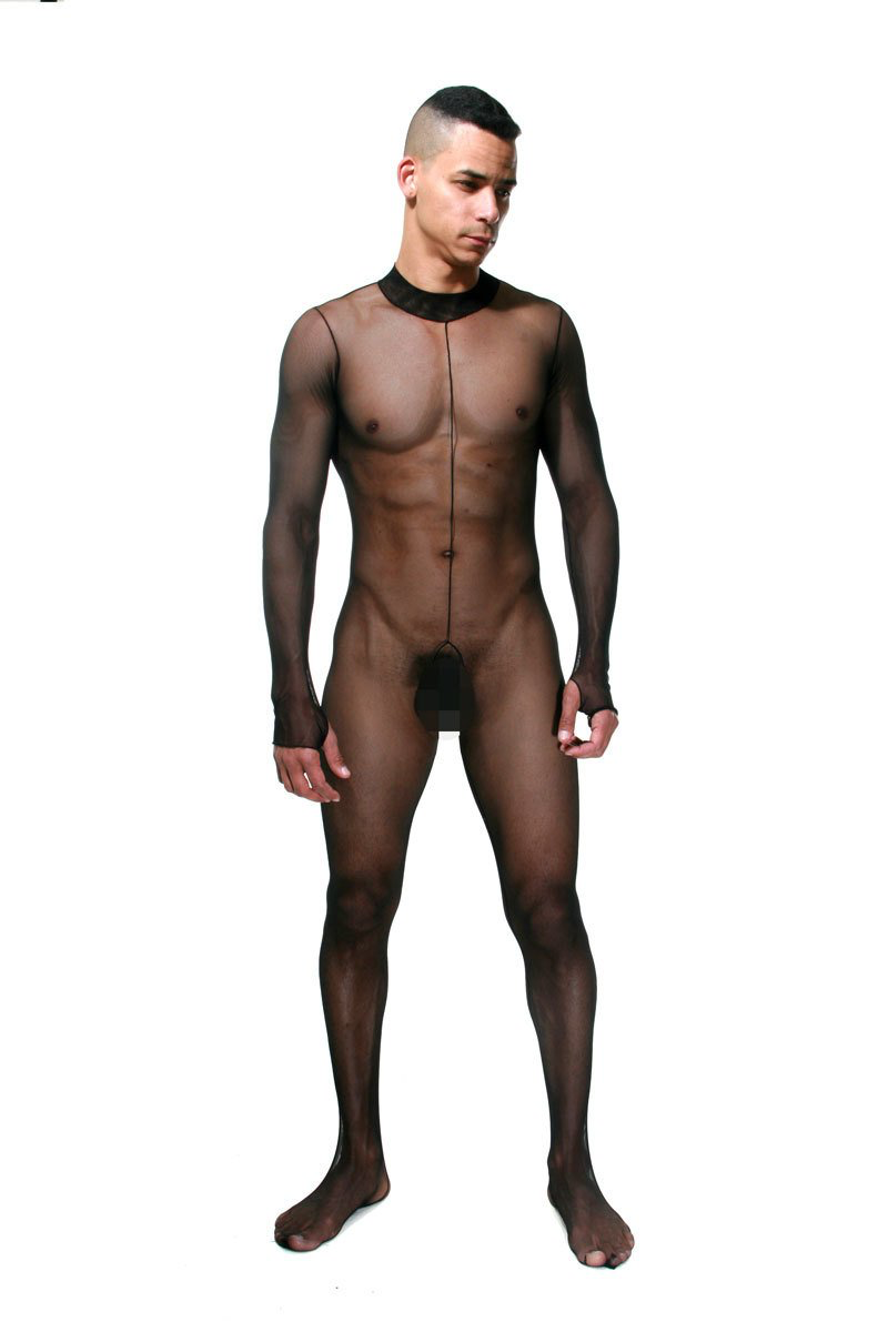 La Blinque Mesh Bodystocking