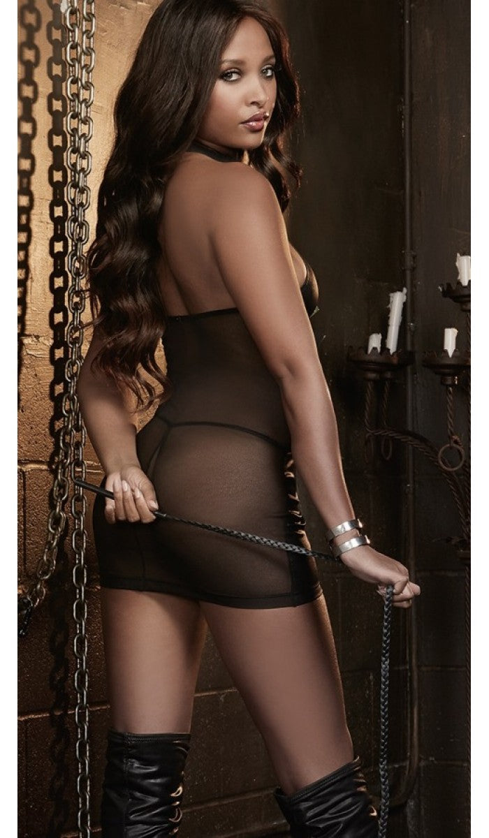 SEXY BACK TRANSPARENT LEATHER NIGHTGOWN | Sexy Outfits, Sexy Lingerie, Sex Toys For Women, Sex Toys, Adult Toys | My Sex Shop