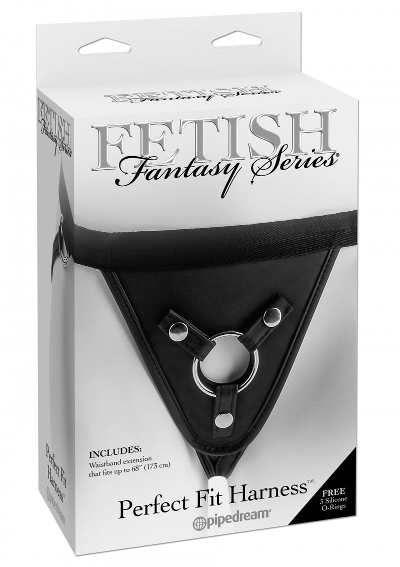 Fetish Fantasy | Perfect Fit Harness