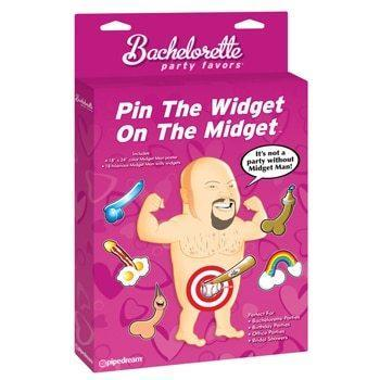 Pin The Widget On The Midget | Sex Games, Party Favours, Better Sex, Sex Enhancement, Sex Toys, Adult Toys | My Sex Shop