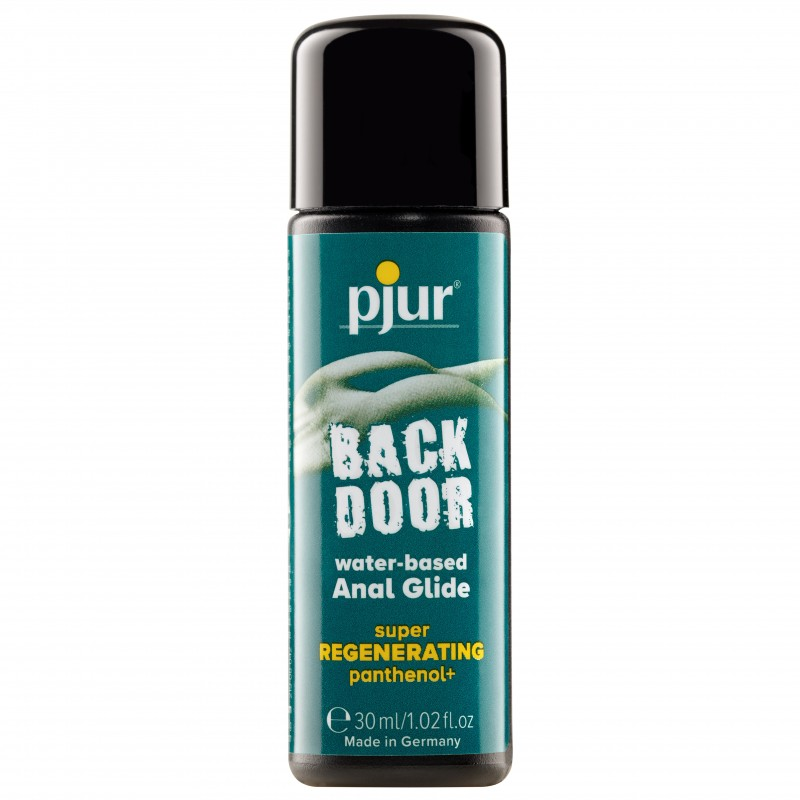 Pjur Backdoor Regenerating Panthenol  | Transparent | 30ml