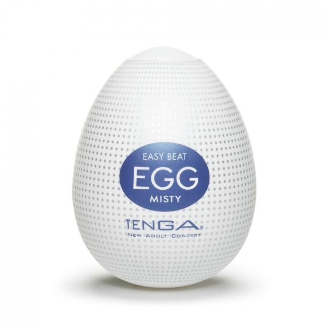Tenga Egg Misty White, twist & squeeze | Sex Toys For Men, Sex Toys, Adult Toys | My Sex Shop