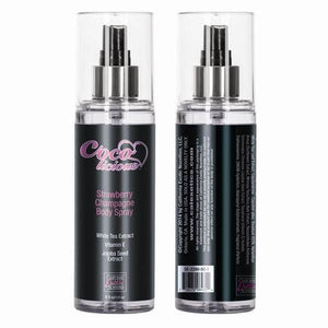 Coco Licious Strawberry Champagne Body Spray | Better Sex, Sex Enhancement, Sex Toys, Adult Toys | My Sex Shop