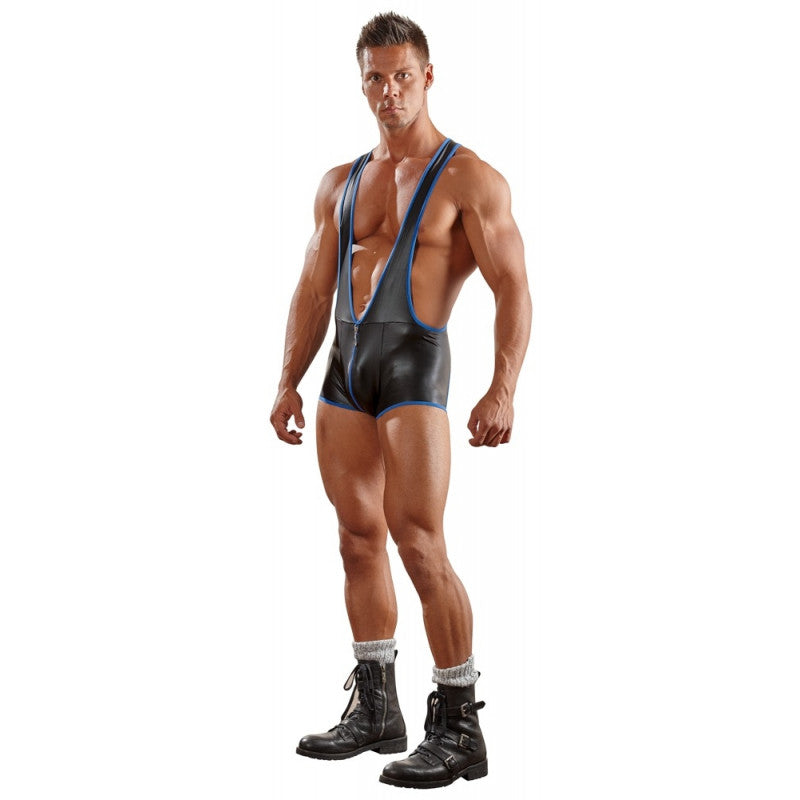 Men's Wrestler Body | Bottomless Body