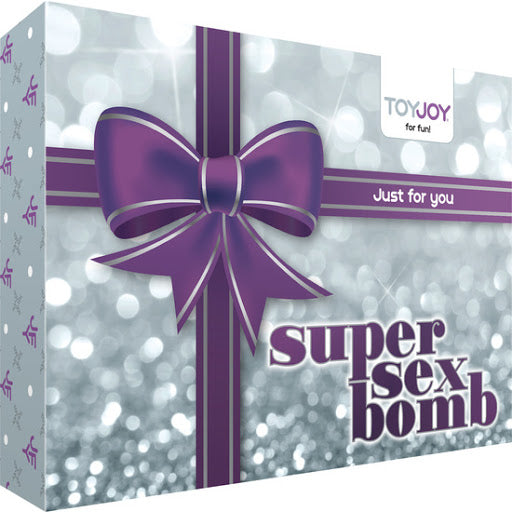 Toy Joy | Super Sex Bomb | Purple | Couples Sex Toys