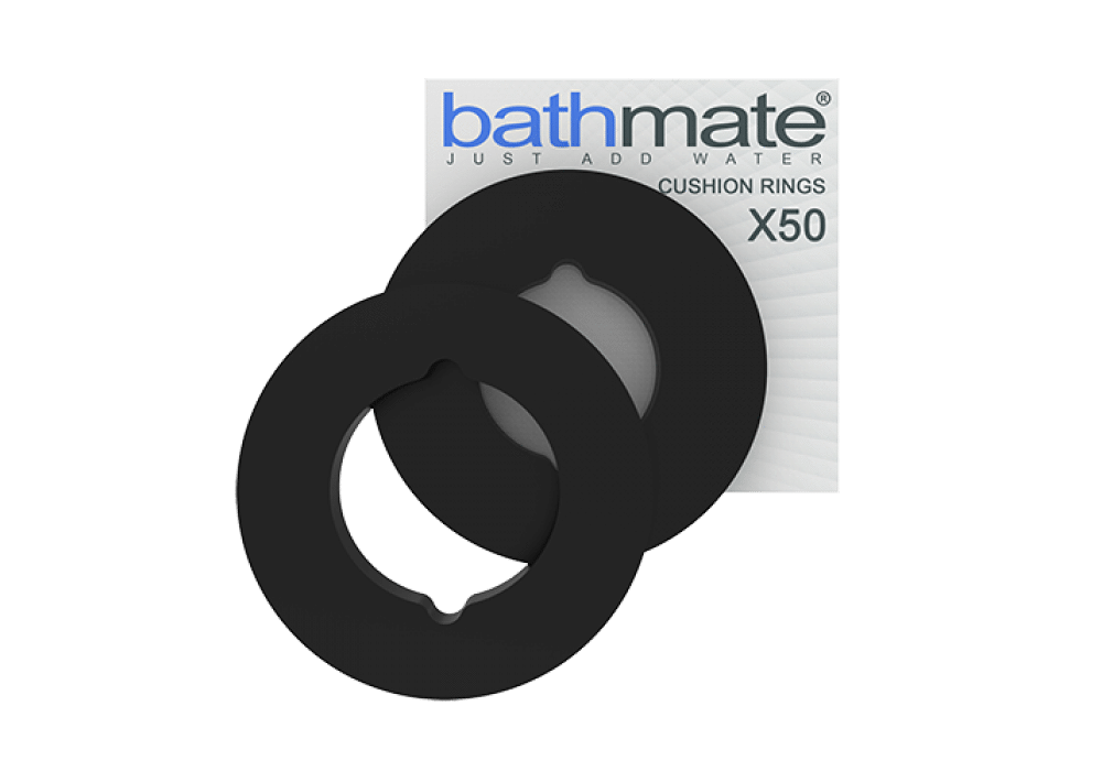 Bathmate X50 / Hydromax 11 cushion ring set of 2