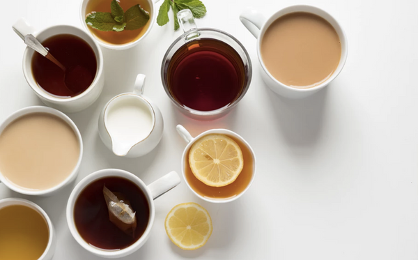 5 tea blends our customers rave about