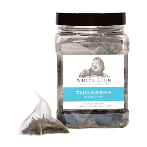 Image of White Ambrosia Tea