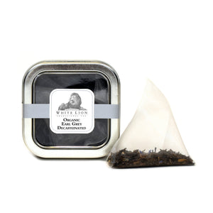 Organic Earl Grey Decaffeinated Tea