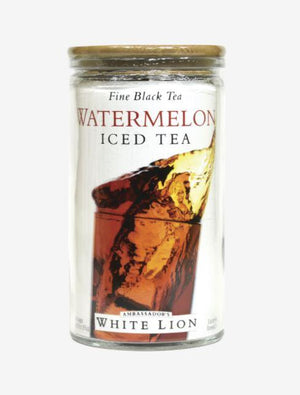 Watermelon Iced Tea, Glass Jar, 6 Count, .5 oz