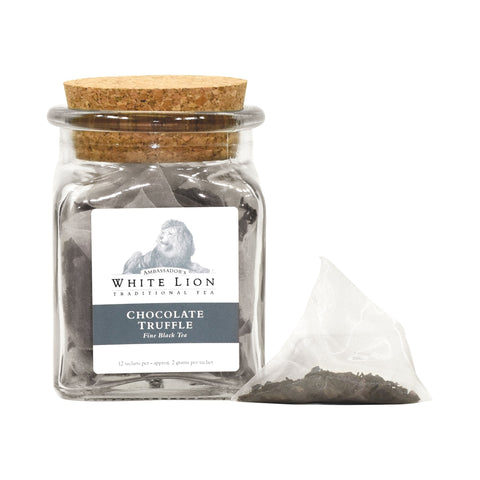 Image of Ambassador's White Lion Chocolate Truffle Tea