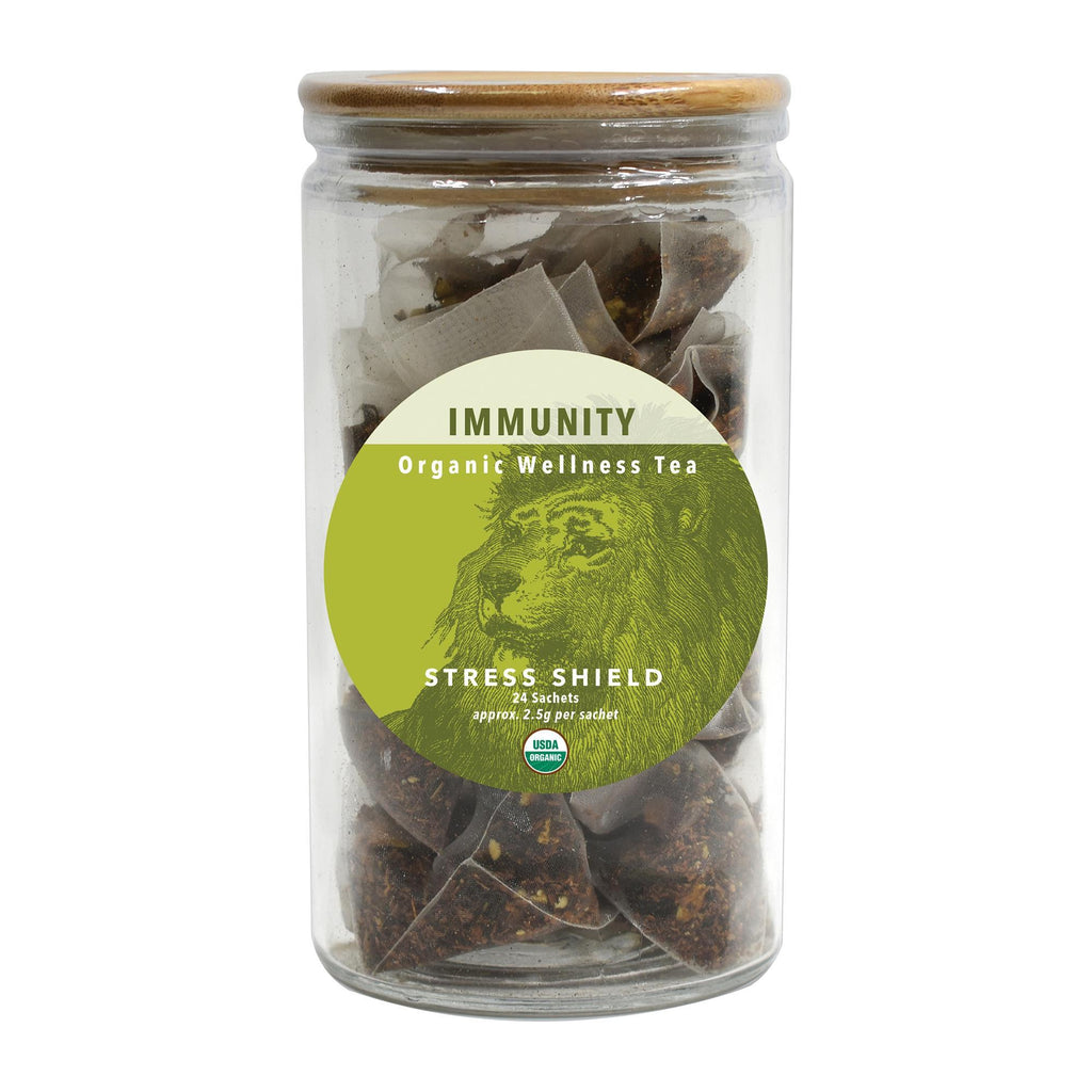 Ambassador's White Lion Immunity (Stress Shield) Tea