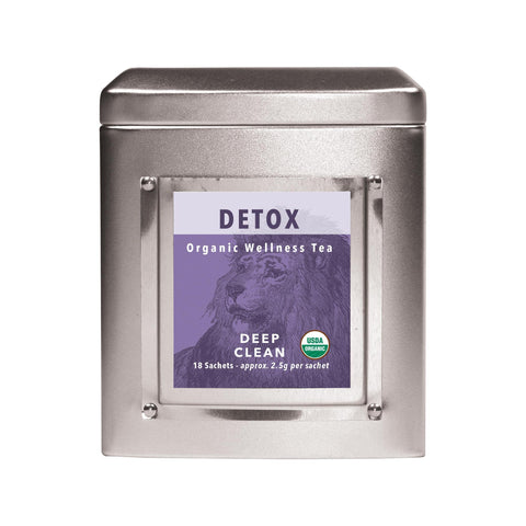 Ambassador's White Lion Detox (Deep Clean) Tea