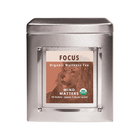 Ambassador's White Lion Focus (Mind Matters) Tea