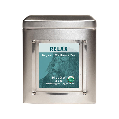 Image of Ambassador's White Lion Relax (Pillow Zen) Tea