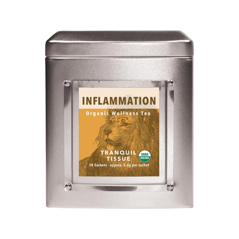 Image of Ambassador's White Lion Inflammation (Tranquil Tissue) Tea