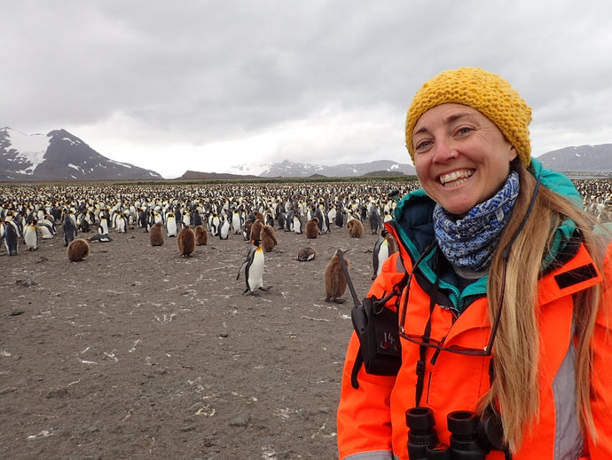 Top 3 Tips To Be More Sustainable From A Tour Guide From Antartica