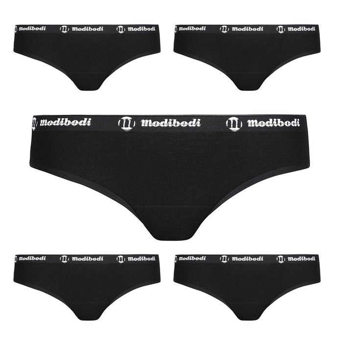 Active Brief 5 Pack - Modibodi