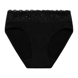 Sensual Hi-Waist Bikini Light-Moderate Absorbency