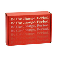 Modibodi RED Period Kit Storage Box