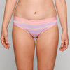 Load image into Gallery viewer, Hipster Bikini - Rainbow Stripes - Modibodi