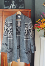 Load image into Gallery viewer, J.Jill Over-sized Cardigan