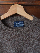 Load image into Gallery viewer, Vintage Brown Crew Neck Sweater