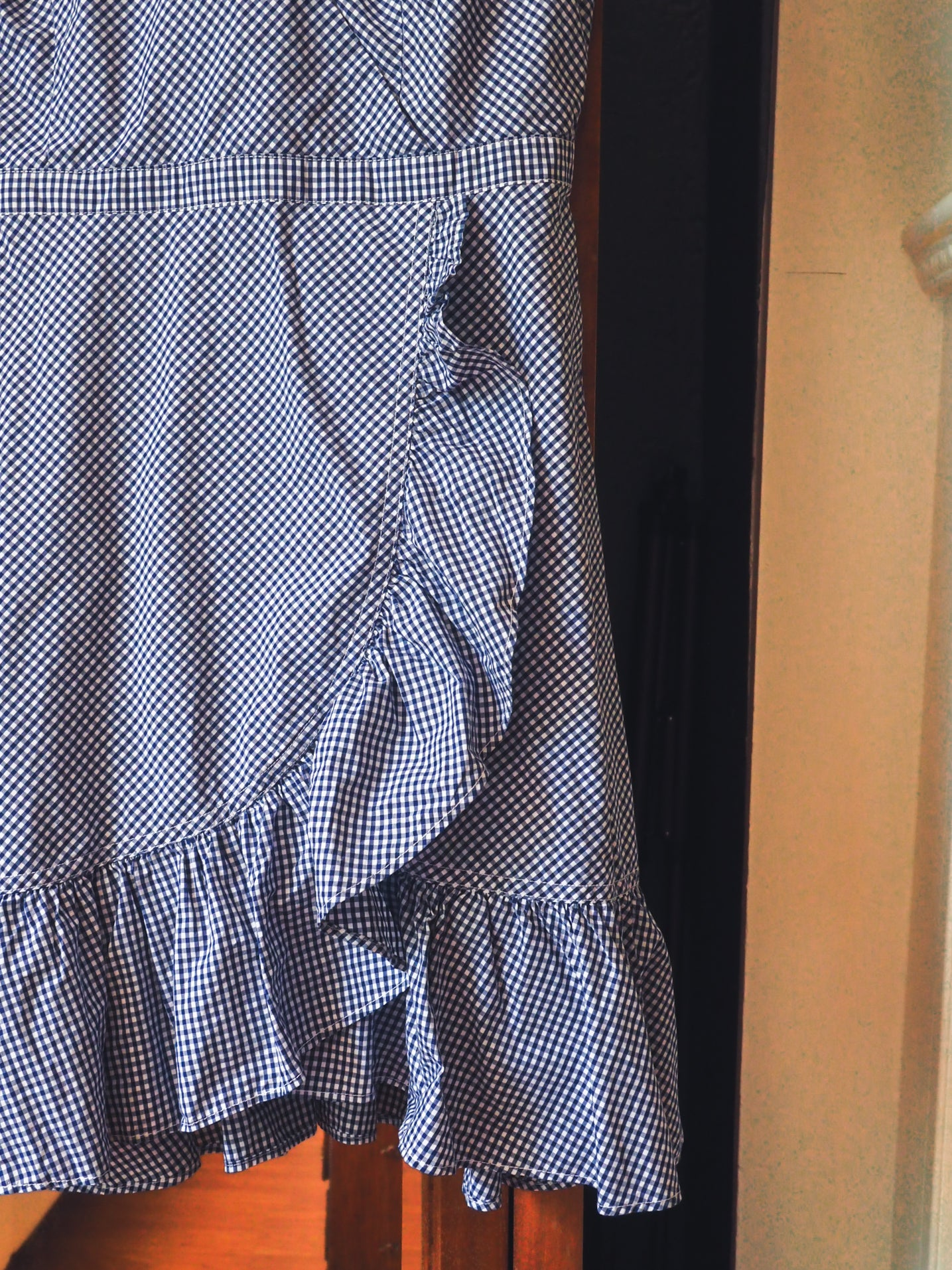 Deadstock J.Crew Gingham Dress