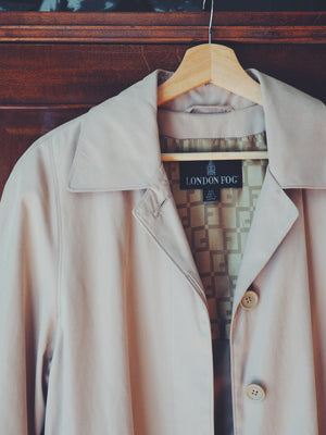Vintage London Fog Trench