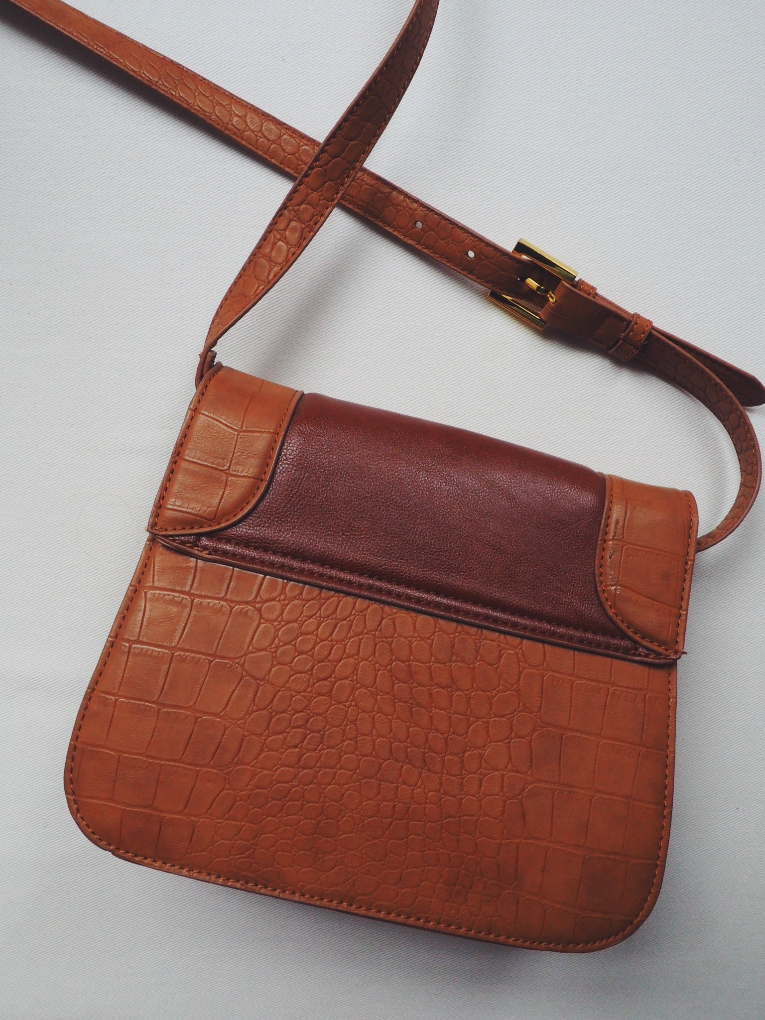Two-Toned Purse