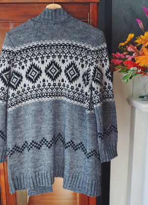 J.Jill Over-sized Cardigan
