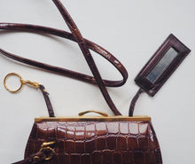 Load image into Gallery viewer, Mini Alligator Cross Body